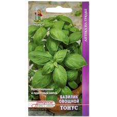 Семена Базилик овощной Тонус (Семетра/ОИ)